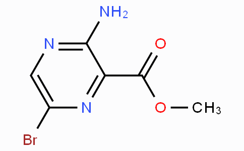 Methyl 3-amino-6-bromopyrazine-2-carboxylate