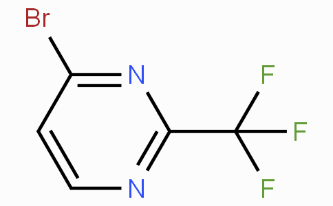 4-Bromo-2-(trifluoromethyl)pyrimidine