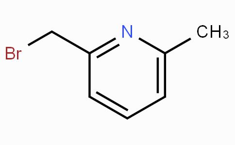 2-(Bromomethyl)-6-methylpyridine