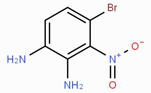 4-Bromo-3-nitrobenzene-1,2-diamine