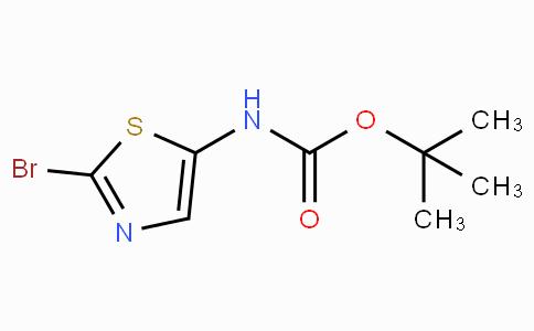 Tert-butyl 2-bromothiazol-5-ylcarbamate