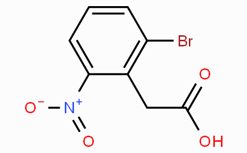 (2-Bromo-6-nitro-phenyl)-acetic acid