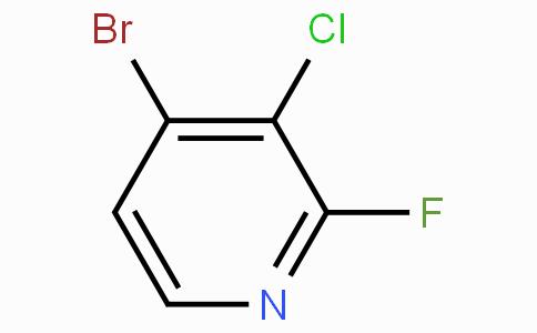 4-Bromo-3-chloro-2-fluoropyridine