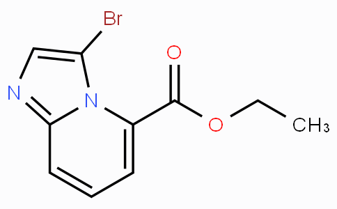 Ethyl 3-bromoimidazo[1,2-a]pyridine-5-carboxylate