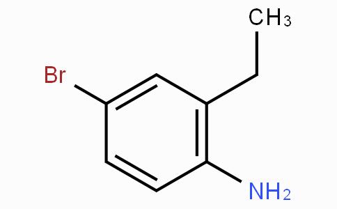 4-溴-2-乙基苯胺