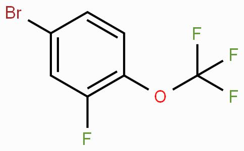1-Bromo-3-fluoro-4-trifluoromethoxybenzene