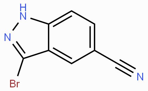 3-溴-5-氰基吲唑
