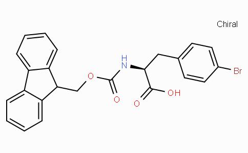(S)-N-Fmoc-4-bromophenylalanine