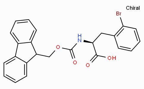 Fmoc-L-2-溴苯丙氨酸