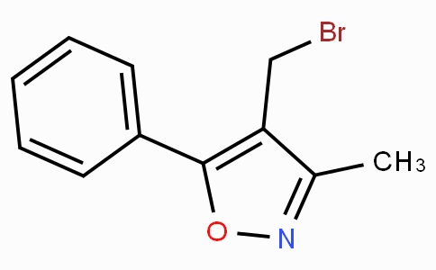4-Bromomethyl-3-methyl-5-phenylisoxazole