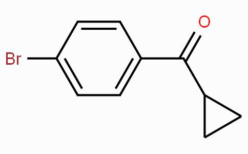 (4-Bromophenyl)(cyclopropyl)methanone