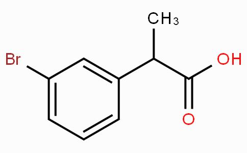 2-(3-Bromophenyl)propanoic acid