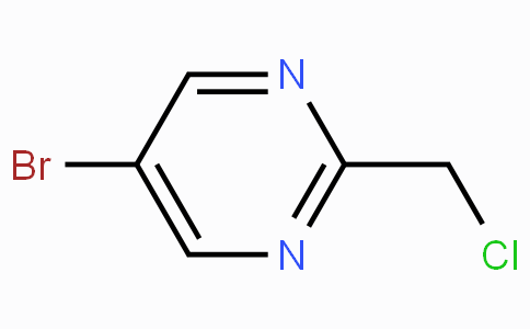 5-Bromo-2-(chloromethyl)pyrimidine