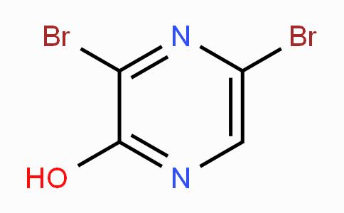 3,5-Dibromo-2-hydroxypyrazine