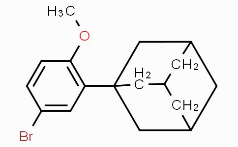 1-(5-Bromo-2-methoxy-phenyl)adamantane
