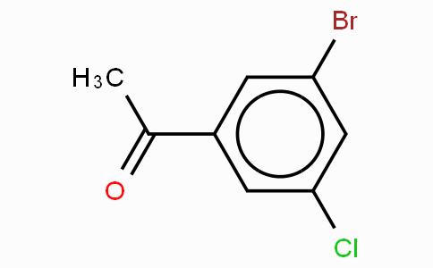 3-Bromo-5-chlorophenylethanone