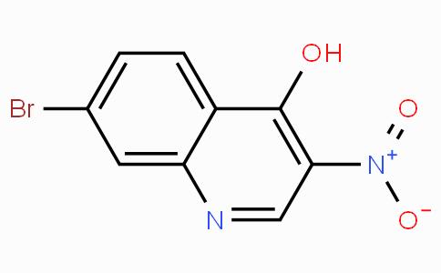 7-Bromo-4-hydroxy-3-nitroquinoline