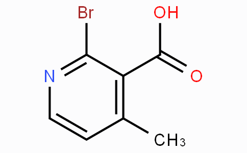 2-Bromo-4-methyl-3-pyridinecarboxylic acid