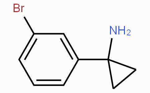 1-(3-Bromophenyl)cyclopropanamine
