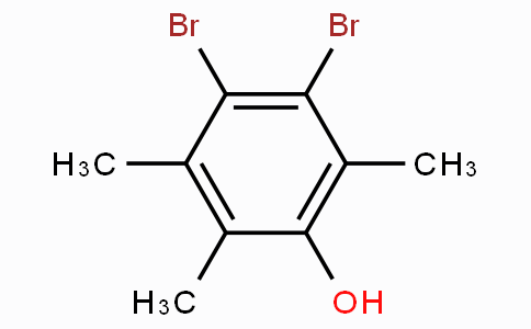3,4-Dibromo-2,5,6-trimethylphenol