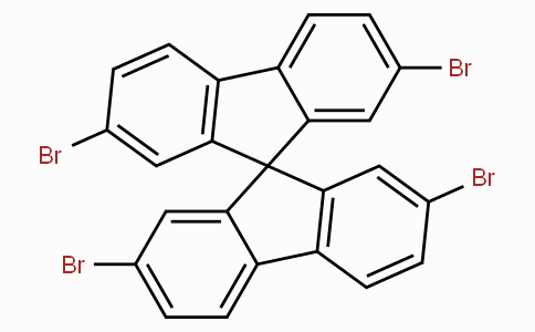 2,2',7,7'-四溴-9,9'-螺二[9H-芴]