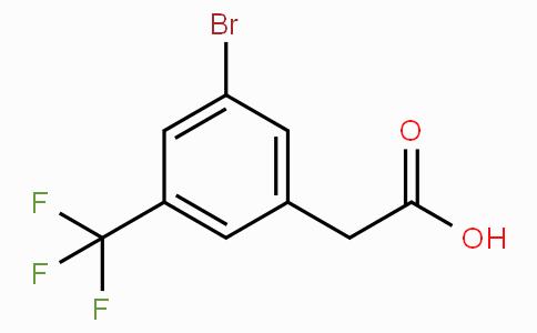 3-溴-5-三氟甲基苯乙酸