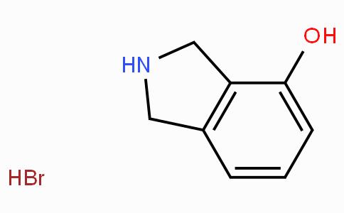 2,3-Dihydro-1H-isoindol-4-ol hydrobromide