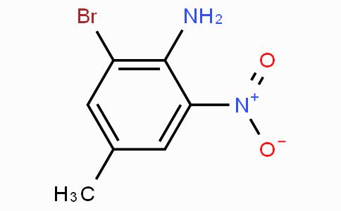 2-溴-4-甲基-6-硝基苯胺