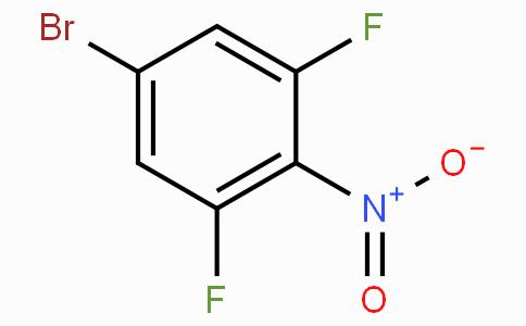 1-Bromo-3,5-difluoro-4-nitrobenzene