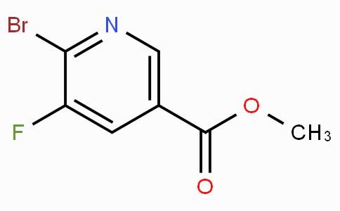 Methyl 6-bromo-5-fluoronicotinate