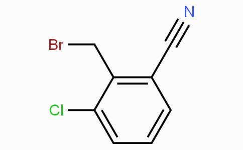 2-(溴甲基)-3-氯苯甲腈