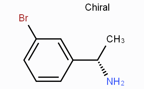 (S)-1-(3-溴苯基)乙胺