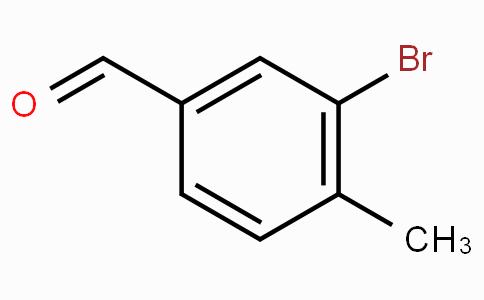 3-Bromo-4-methylbenzaldehyde