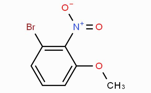 1-Bromo-3-methoxy-2-nitrobenzene