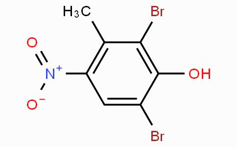 2,6-Dibromo-3-methyl-4-nitrophenol