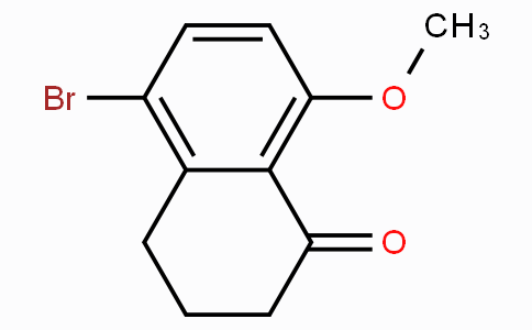 5-Bromo-8-methoxy-3,4-dihydronaphthalen-1(2H)-one
