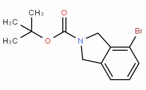 Tert-butyl-4-bromoisoindoline-2-carboxylate
