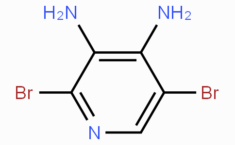 2,5-Dibromopyridine-3,4-diamine