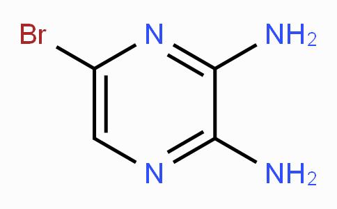 5-Bromopyrazine-2,3-diamine