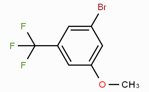 3-Bromo-5-(trifluoromethyl)anisole