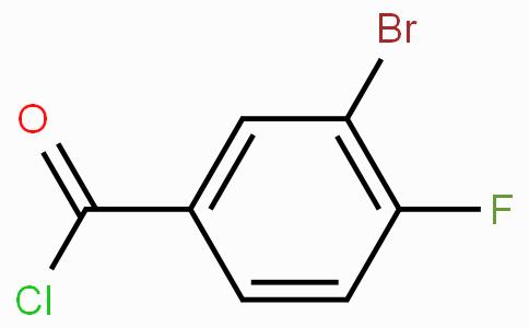 3-溴-4-氟苯甲酰氯