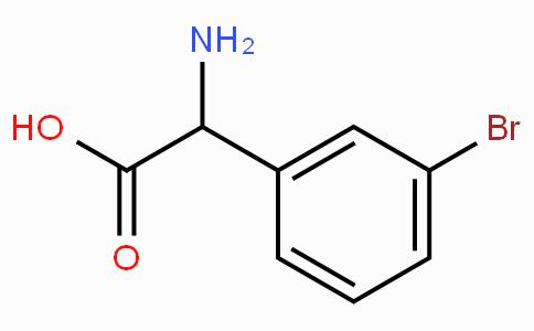 2-氨基-2-(3-溴苯基)乙酸