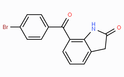 7-(4-Bromobenzoyl)indolin-2-one