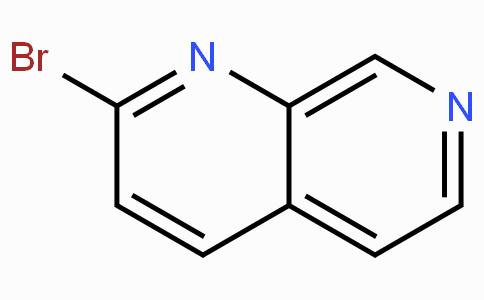 2-Bromo-1,7-naphthyridine