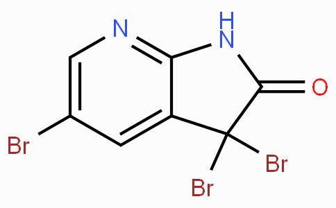 3,3,5-Tribromo-1H-pyrrolo[2,3-b]pyridin-2(3H)-one