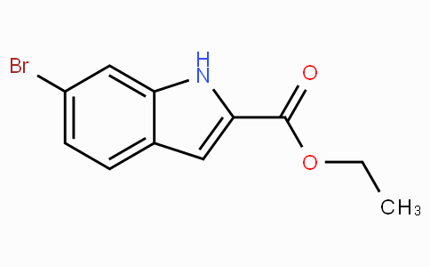 Ethyl 6-bromoindole-2-carboxylate