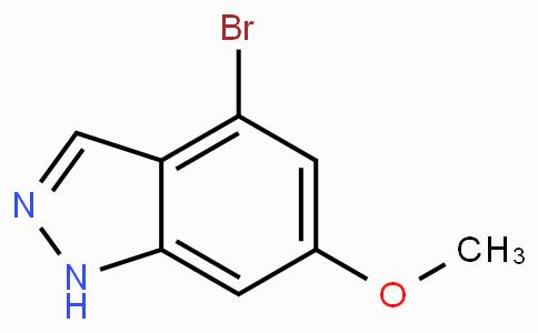 4-Bromo-6-methoxy-1H-indazole