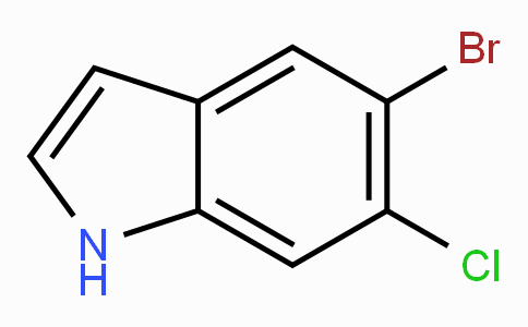 5-Bromo-6-chloro-indole