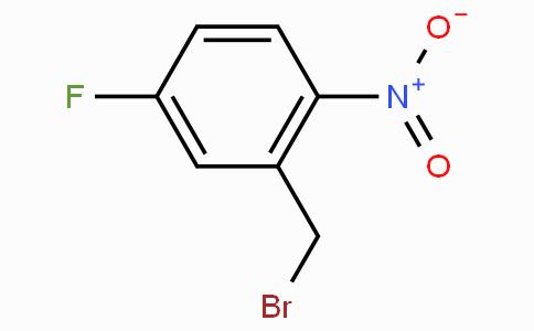 5-Fluoro-2-nitro benzylbromide