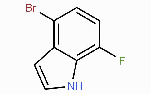 4-Bromo-7-fluoro-1H-indole